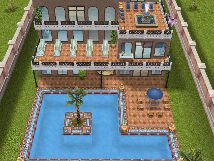 1000 images about sims free play house ideas on pinterest - Sims freeplay designer home ...