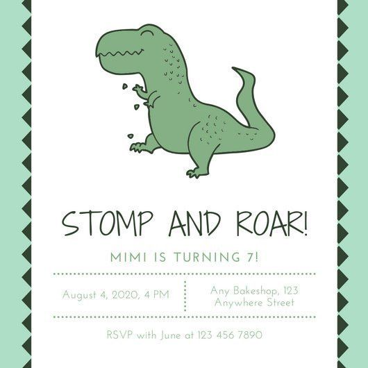 Birthday Invitation Templates - Canva