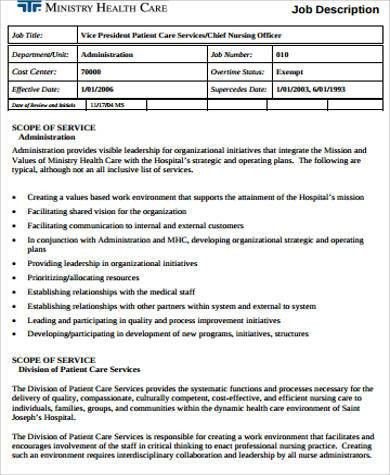 job roles for hospital administrator front deskhealthcarefacility ...