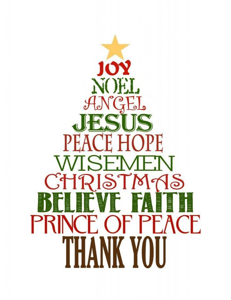 Best 25+ Christmas thank you ideas on Pinterest | Office christmas ...