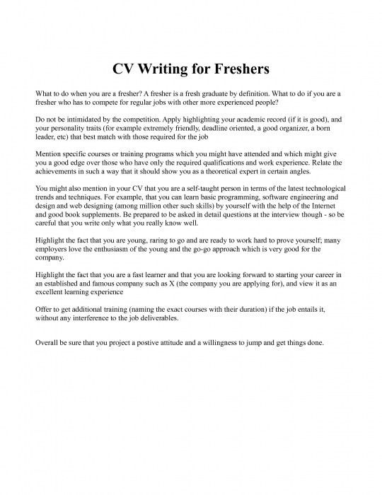 economist cover letters resume samples for freshers pdf board ...
