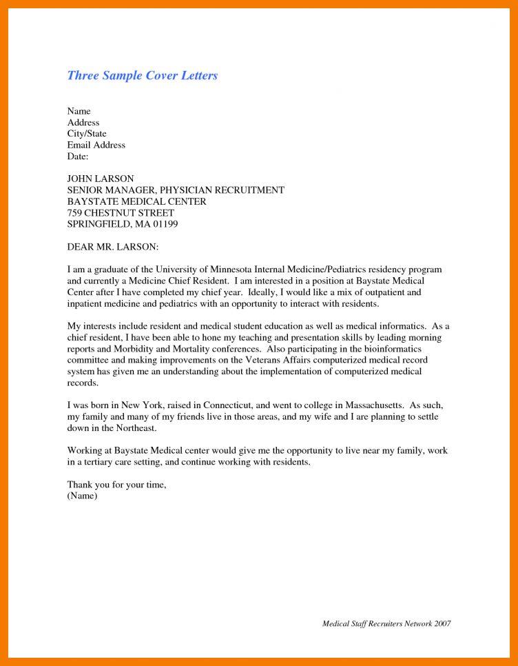 5+ cover letter for residency | resume holder