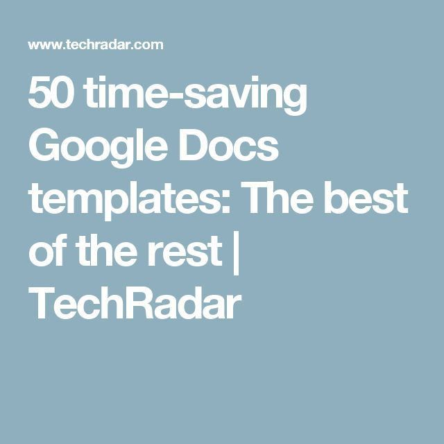 Best 25+ Google doc templates ideas on Pinterest | Create google ...