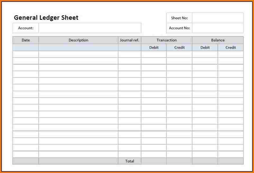 Accounting balance sheet template | Authorization Letter Pdf