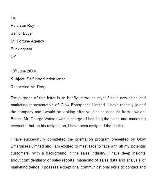 Formal Business Letter Format - 29+ Download Free Documents ...