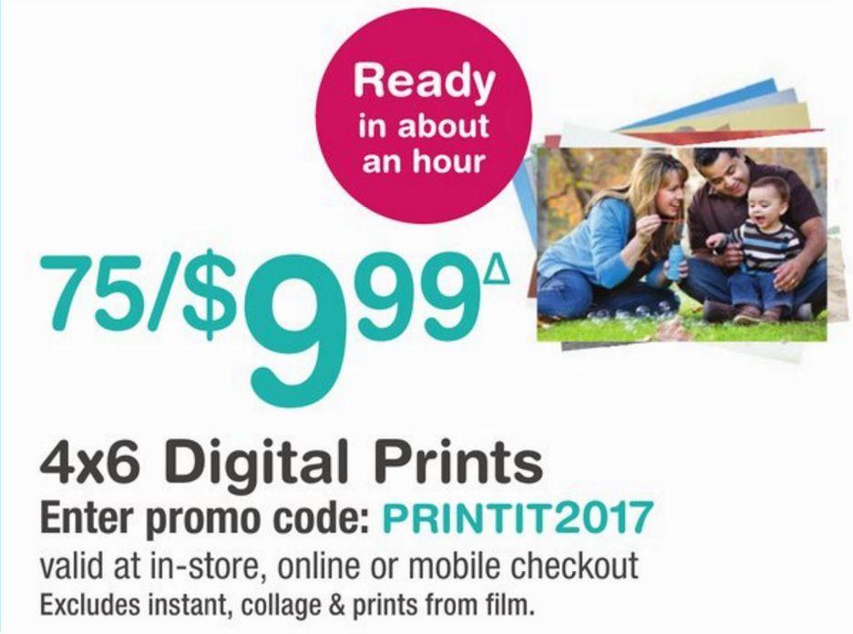 Walgreens Photo Deals & Coupon Codes
