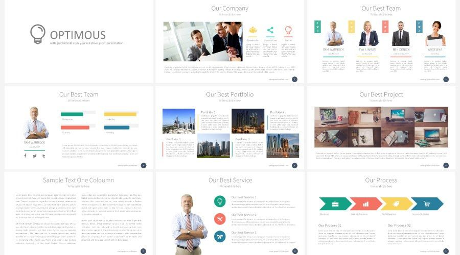 21 Cool Powerpoint Templates You Can Use For Free - Slidesmash