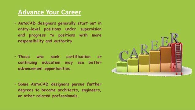 5 Steps To Become A Autocad Designer