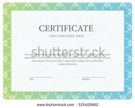 Stock Certificate Template. Eagle Stock Certificate Template Stock ...