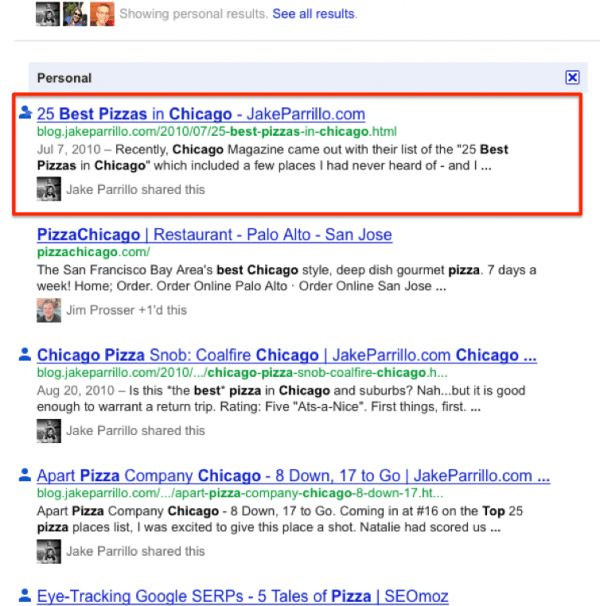 "Google ""Search Plus"" Impact on Local: Limited So Far"