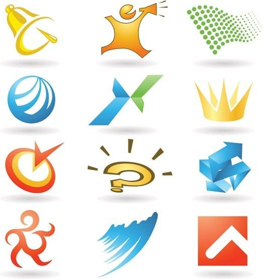 Vector Logo Templates Free vector in Encapsulated PostScript eps ...
