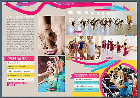 10 Awesome School Brochure Templates & Designs _ FlipHTML5 ...