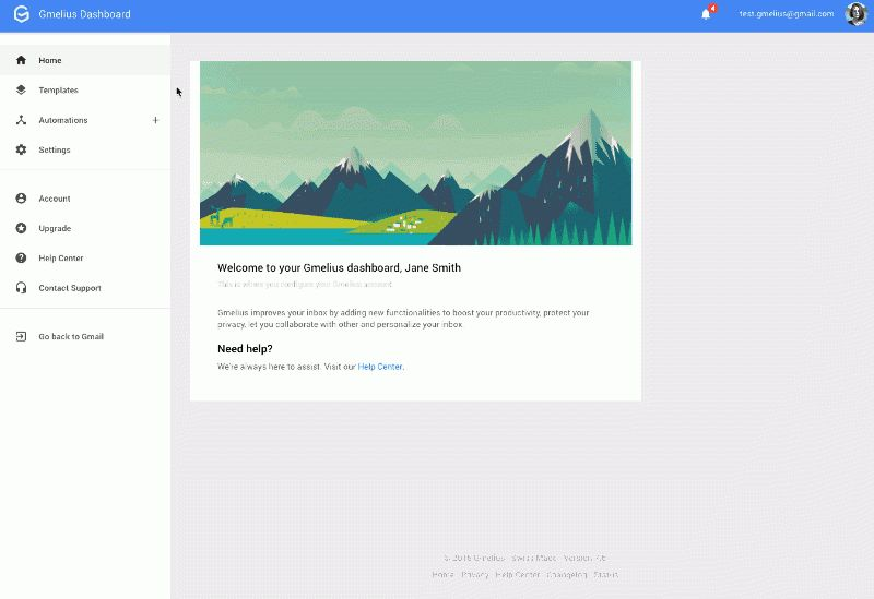 Email Templates for Gmail - Gmelius