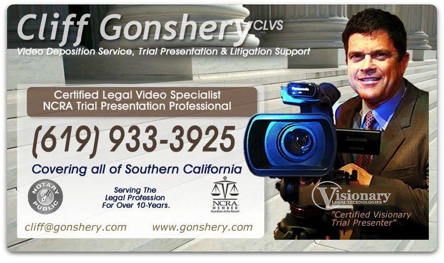 Gonshery Litigation Support