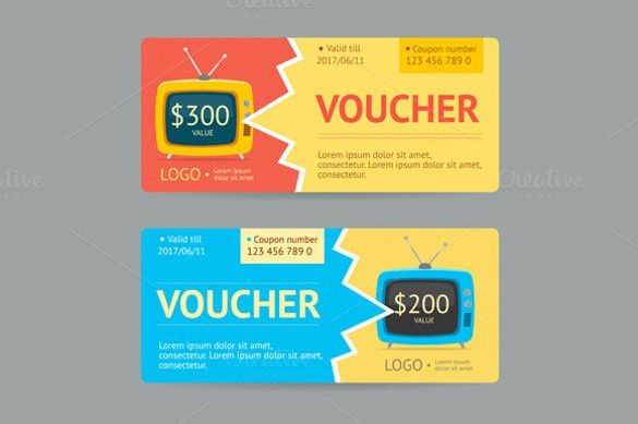 22+ Gift Voucher Templates - Free PSD, EPD, Format Download | Free ...