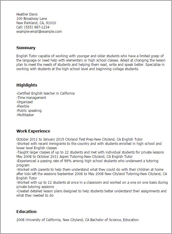 wipro resume format resume cv cover letter. english resume ...