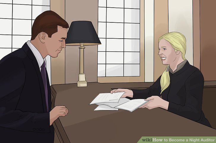 How to Become a Night Auditor: 14 Steps (with Pictures) - wikiHow