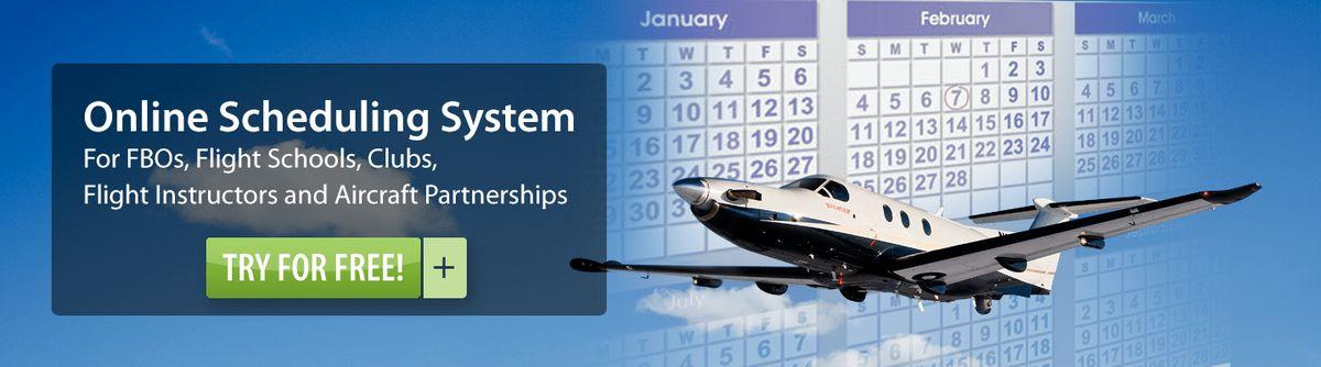 Pilot Schedule - Online Aircraft Scheduling System for Flight ...