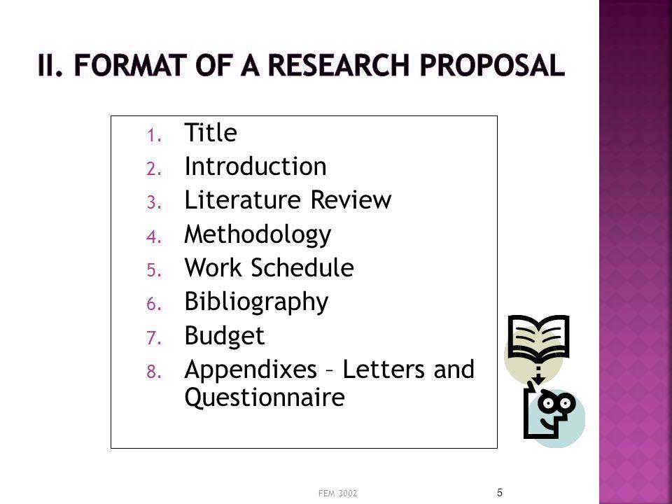 English research proposal example – Apreender