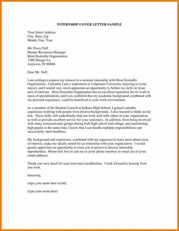 Resume : Internship Cover Letter Format Resume For Clerical ...