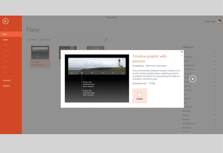 Microsoft's Best Presentation Templates for PowerPoint