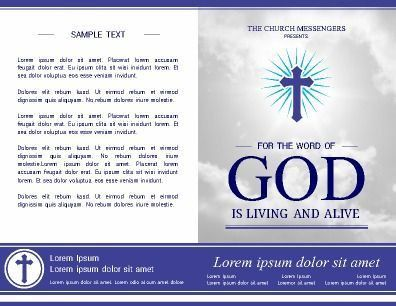 9 best Church Bulletins and Program Templates images on Pinterest ...