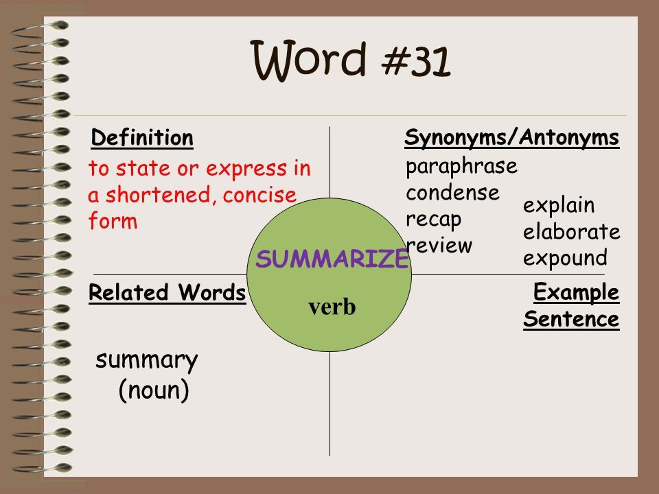 Academic Vocabulary (Words #23-28). - ppt video online download