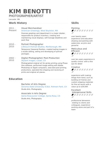 Download Visual Merchandising Resume Sample | haadyaooverbayresort.com