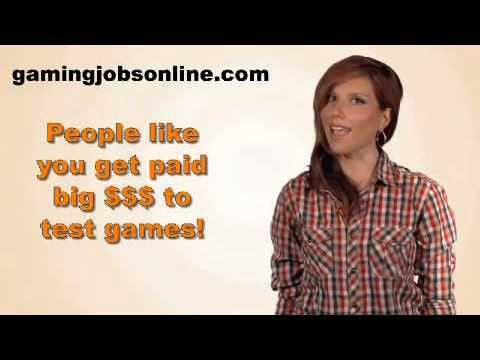 Video Game Tester Salary - Video Game Tester Jobs - Get Paid To ...