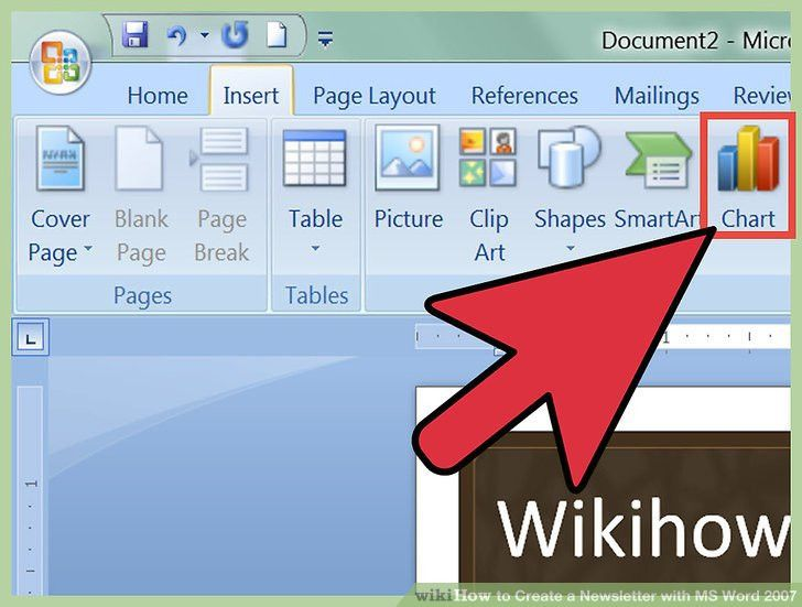 How to Create a Newsletter with MS Word 2007: 12 Steps