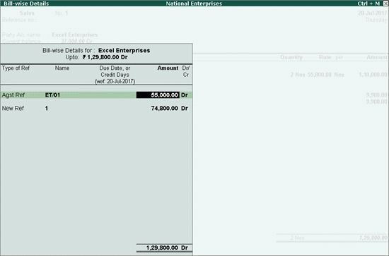 Recording GST Advance Receipts from Customers (Valid for Release ...
