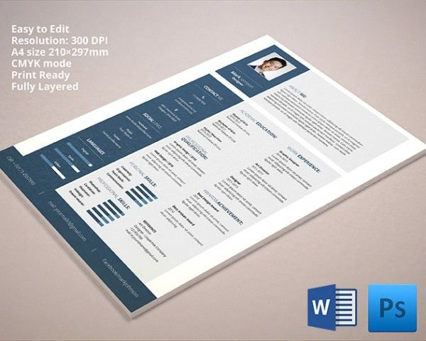 Download Word Templates Resume | haadyaooverbayresort.com