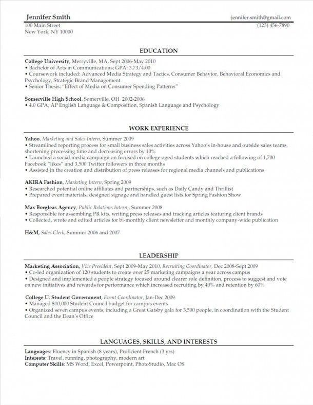 Best 25+ Perfect resume ideas on Pinterest | Resume tips, Job ...