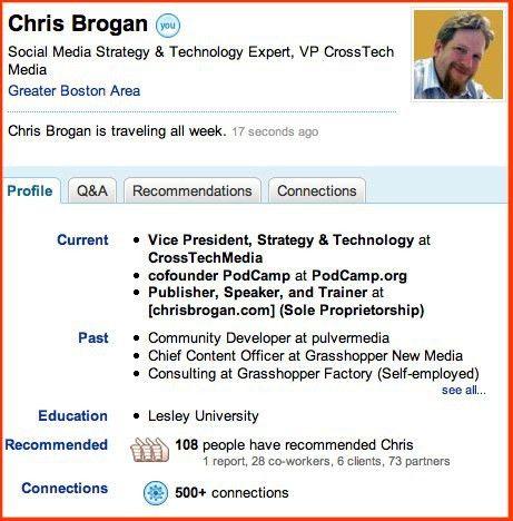 linkedin resume templates