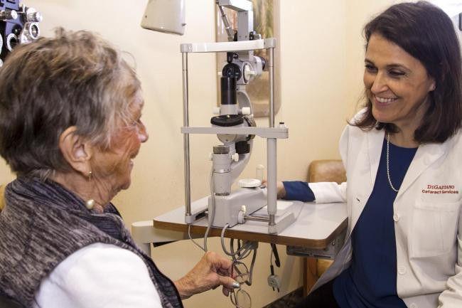 Daytona Cataract Services | Ophthalmologist | Dr. DiGaetano