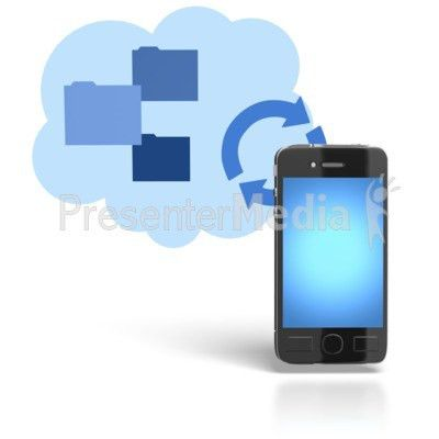 Cloud Folder - Presentation Clipart - Great Clipart for ...