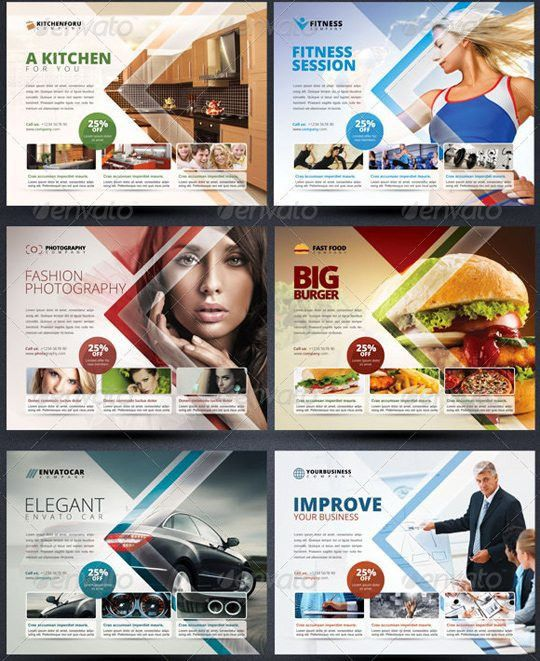 Flyer Templates: 25 Options For Small Businesses