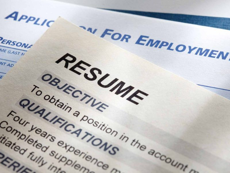 Download Filling Out A Resume | haadyaooverbayresort.com