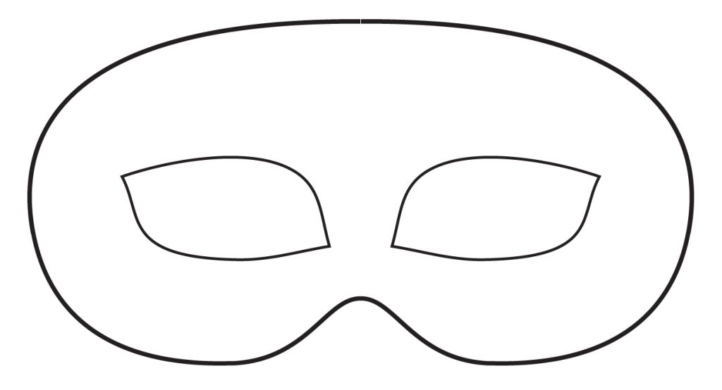 Mask Templates | Free Download Clip Art | Free Clip Art | on ...