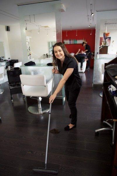 SHB20216 - Certificate II in Salon Assistant - Creative Edge Training