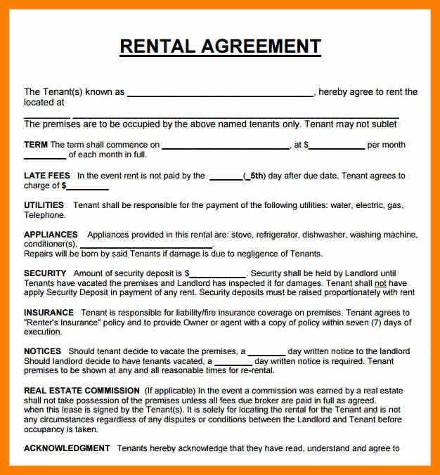 5+ house rent agreement format | hostess resume