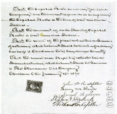Articles of incorporation - Wikipedia