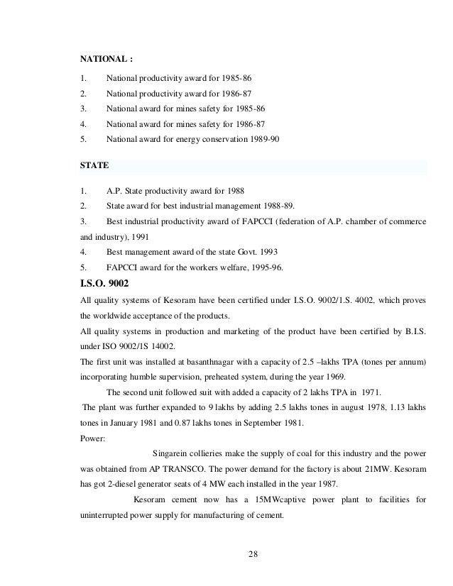Cd 14-fixed asset kesoram