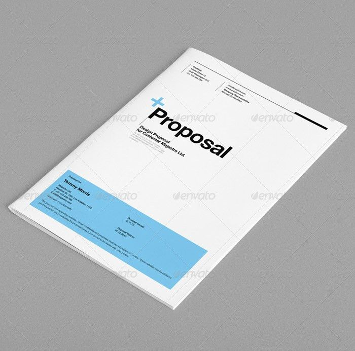 20 + Best Proposal and Invoice Templates