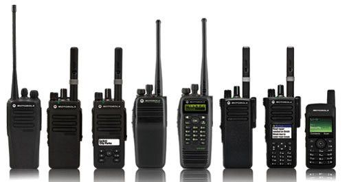 Portable Communications Specialists, Inc. Motorola Two Way Radio ...