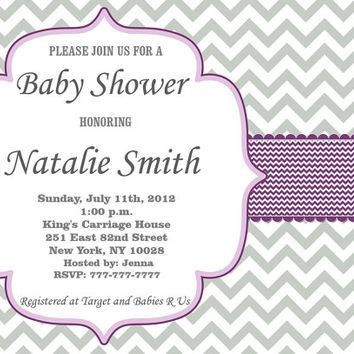Best Baby Shower Invite Pdf Products on Wanelo