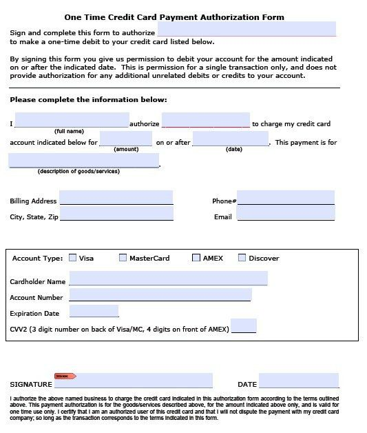 Work Authorization Form. Work Authorization Form Sample ...