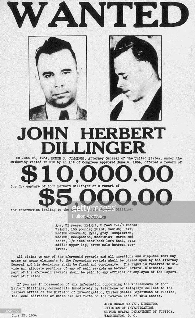 Fbi Wanted Poster Stock Photos and Pictures | Getty Images