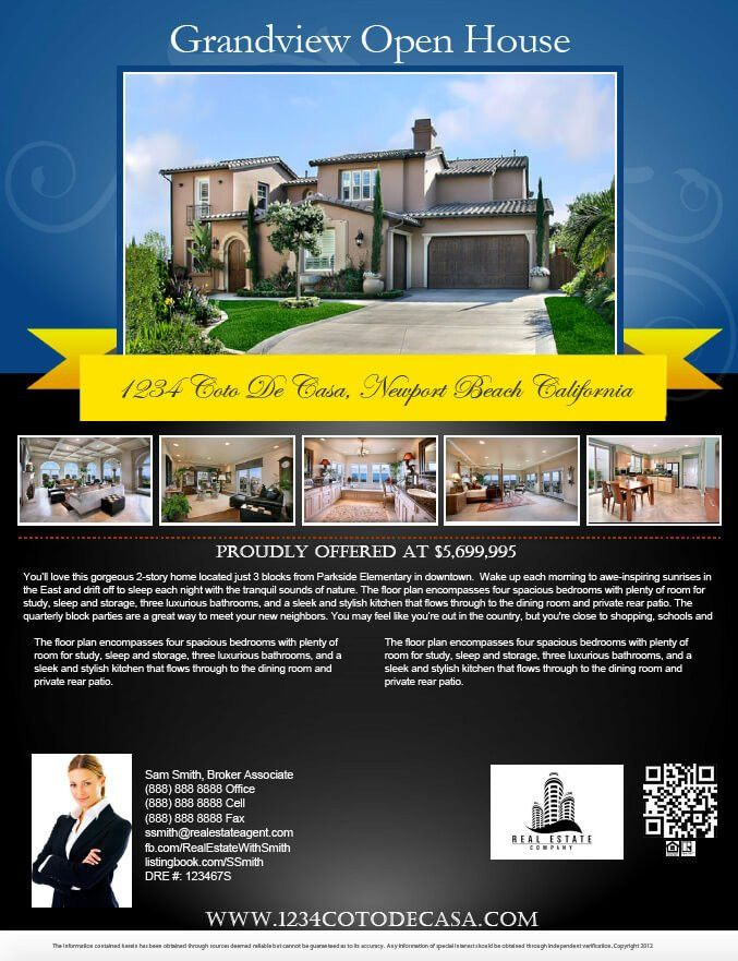 Making a Real Estate Flyer - Walk Through - Turnkey Flyers