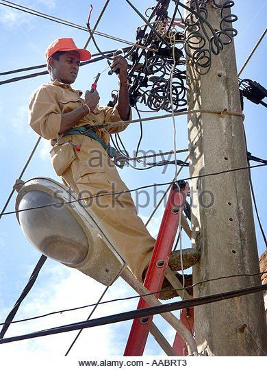 High Voltage Fitter Stock Photos & High Voltage Fitter Stock ...